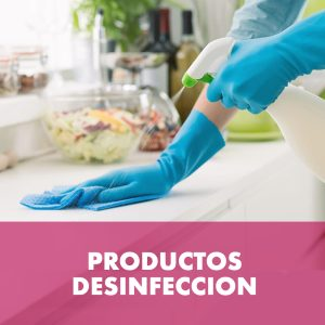 PRODUCTOS DESINFECCION